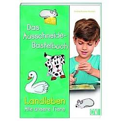 Das Ausschneide-Bastelbuch. Andrea Küssner-Neubert  - Buch