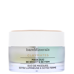 Masks ClayMates Maske Duo Be Bright & Be Firm 58g