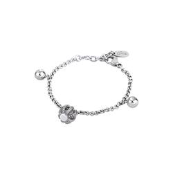 Lotus Style Edelstahlarmband JLS1749-2-1 Lotus Style Armband silber LS1749-2/1 (Armbänder), Armbänder für Damen Edelstahl (Stainless Steel)