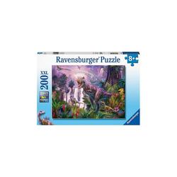 Ravensburger Puzzle Puzzle Dinosaurierland, 200 Teile, Puzzleteile