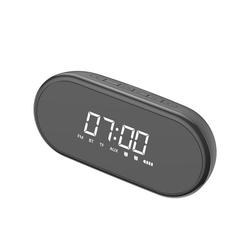 Baseus Baseus Encok 4in1 Wireless Lautsprecher Stereo Dual Wecker Bass AUX Micro SD TF Karte Wireless 1500mAh für allen drahtlosen Geräten Weiß Wireless Lautsprecher schwarz