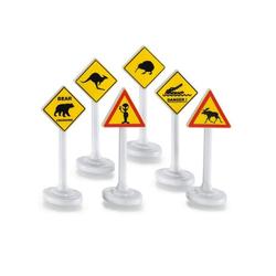Siku Spielzeug-Auto Siku Internationale Verkehrszeichen