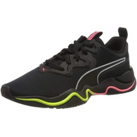 Puma Trainingsschuhe Zone XT Damen puma black/ignite pink/puma silver 40.5