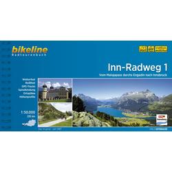 Inn-Radweg / Inn-Radweg 1 als Buch von