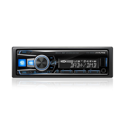ALPINE Audio-System (Alpine UTE-93DAB, DAB Bluetooth USB MP3, 1-DIN Autoradio)
