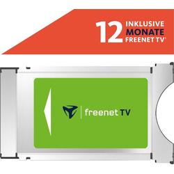 freenet TV CI+ Modul für DVB-T2 HD CI+-Modul, inklusive 12 Monate freenet TV