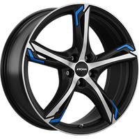 Ronal R62 Blue 8.5x20 ET35 MB65,1