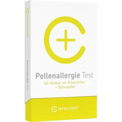 CERASCREEN Pollenallergie Test Blut