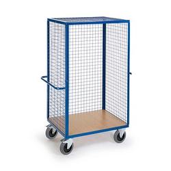 Rollcart Paketwagen blau 121,5 x 80,0 cm bis 600,0 kg