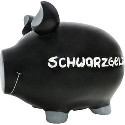 Sparschwein ''Schwarzgeld'' - Monsterschwein von KCG - Höhe ca. 25cm 100005