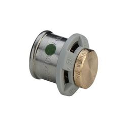Viega Sanfix P Stopfen 16 mm - Modell 2156 - 488116