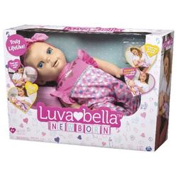 Spin Master - Luvabella Newborn Blond