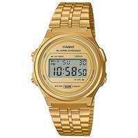 Casio A171WEG-9AEF Uhr Armbanduhr Gold