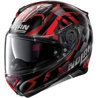 Venator N-Com flat black/red