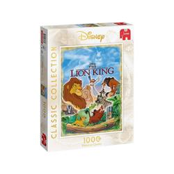 Jumbo Puzzle Puzzle Disney Classic Collection The Lion King,, Puzzleteile