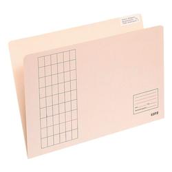 Einstellmappe »2433« beige, Leitz, 3.1x2.3 cm