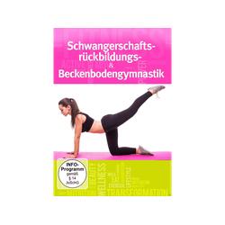 Schwangerschaftsrückbildungs- & Beckenbodengymnastik DVD
