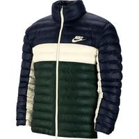 Nike Sportswear dunkeblau-grun S