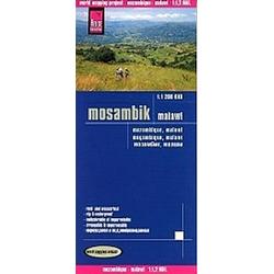 Mozambique  Malawi / Mocambique  Malawi - Buch