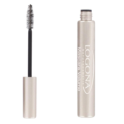 Logona Mascara - Volume No. 01 deep black 8ml