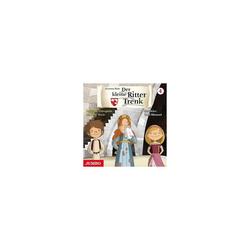 JUMBO Verlag Hörspiel CD Der kleine Ritter Trenk 4