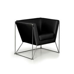 Sessel net, schwarz