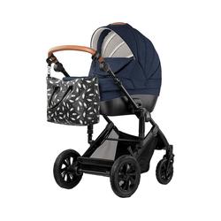Kinderkraft Kombi-Kinderwagen Kombi-Kinderwagen PRIME 3in1, blau