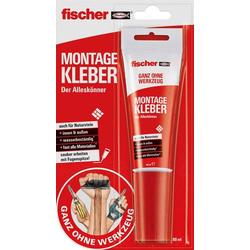 Fischer Montagekleber 545864 80ml