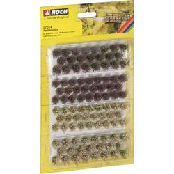 NOCH 0007014 Grasbüschel Wildblumen