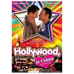 Hollywood  je t'aime - DVD  Filme