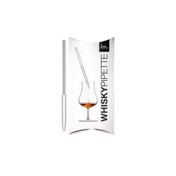 Eisch Whisky-Pipette Gentleman Whisky-Pipette Weiß im Geschenkkarton