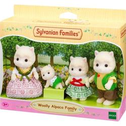 Sylvanian Families® Alpaka Familie Wollig 5358