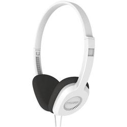 KOSS KPH8w On Ear Kopfhörer On Ear Leichtbügel Weiß