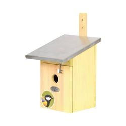 esschert design Vogelhaus Nistkasten für Kohlmeisen