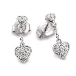 Gooix 937-01206 Silber Ohrringe