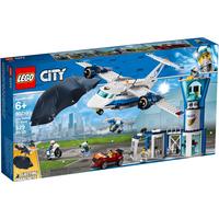 Lego City Polizei Fliegerstützpunkt 60210