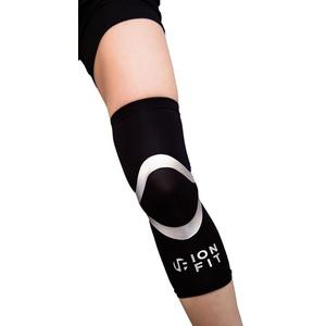 JOKA international Bandage IONFIT Knie-Bandage, Gr. XL - 2er Sparset (2-tlg) schwarz