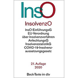 Insolvenzordnung (InsO) - Buch