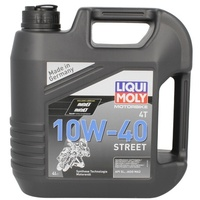 LIQUI MOLY 4T 10W-40 4 Liter