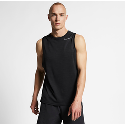Nike Trainingstop Men's Training Tank schwarz Herren Tops Shirts