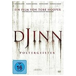 Djinn - Poltergeister - DVD  Filme