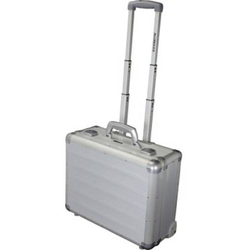 Alumaxx Notebook Trolley Silber