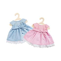 Heless Puppenkleidung Puppen-Sommerkleid, Gr. 35-45 cm