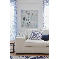 Guido Maria Kretschmer Home&Living Bild Kraniche, von Frank Mutters 90 cm x 90 cm x 3 cm