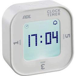 ADE Digitaler Küchentimer Timer Weiß digital