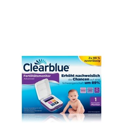 Clearblue Fertilitätsmonitor Advanced test ciążowy  1 Stk
