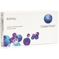 CooperVision Biofinity 6 St. / 8.60 BC / 14.00 DIA / -0.50 DPT