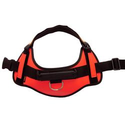 Hunde-Geschirr Profi-Geschirr-Set, rot rot M