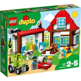 Lego Duplo Ausflug auf den Bauernhof (10869)