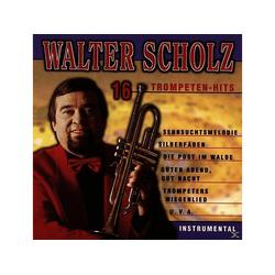 Walter Scholz - 16 Trompeten Hits (CD)